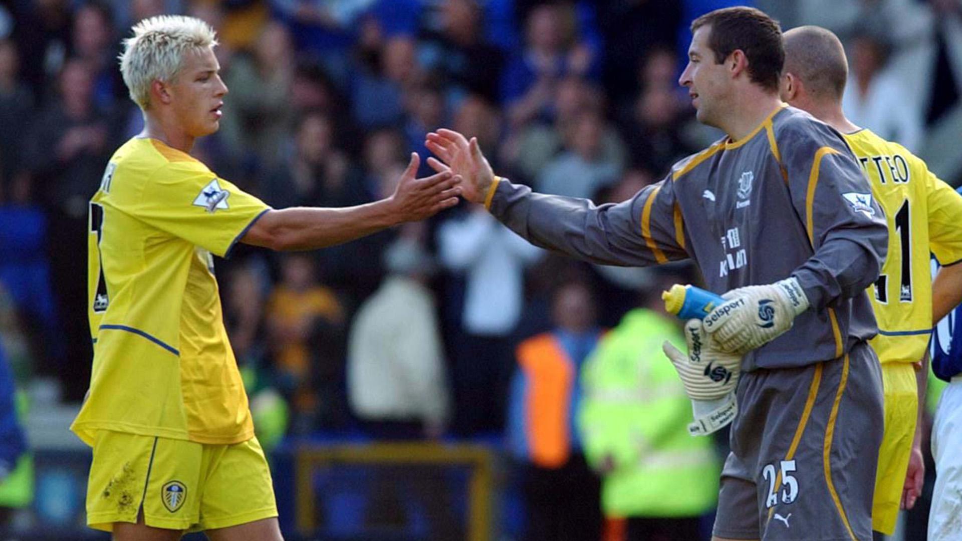 Alan Smith & Nigel Martyn