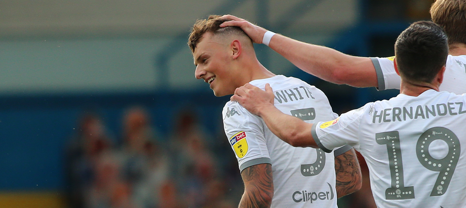Ben White nominated for July\'s Championship Goal of the Month
