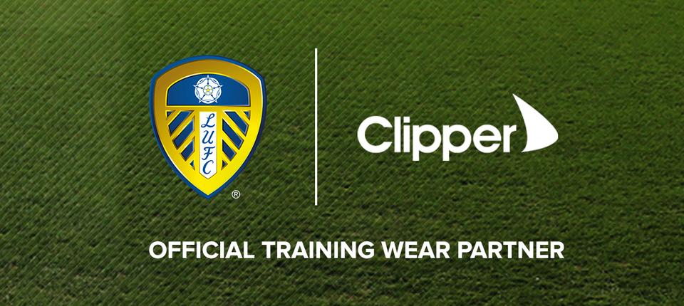Clipper sign new Leeds United sponsorship deal
