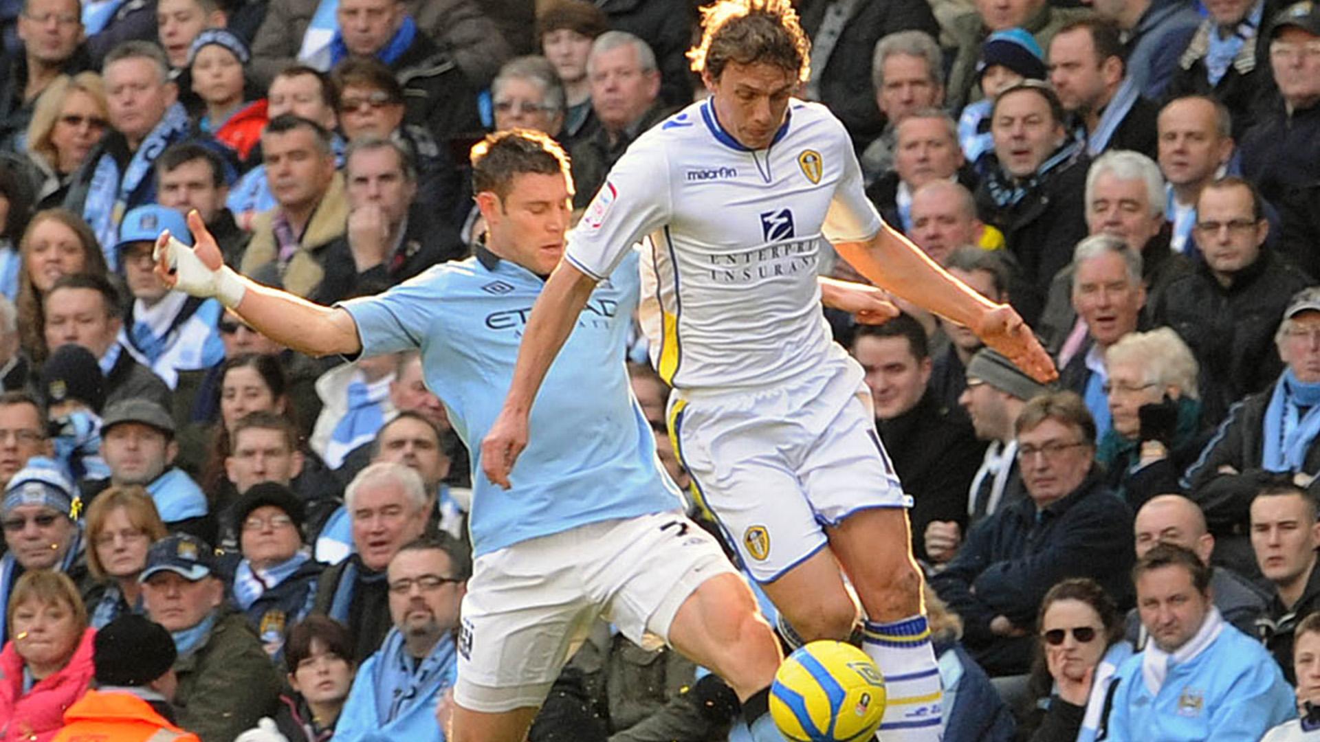 James Milner & Stephen Warnock