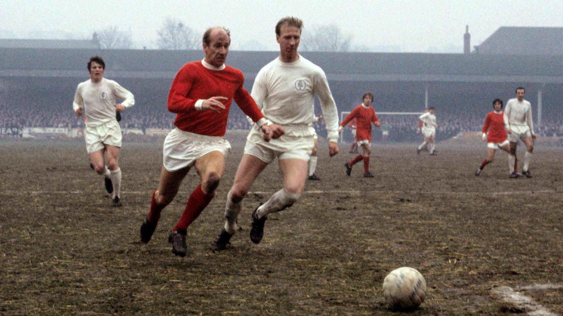 Bobby & Jack Charlton