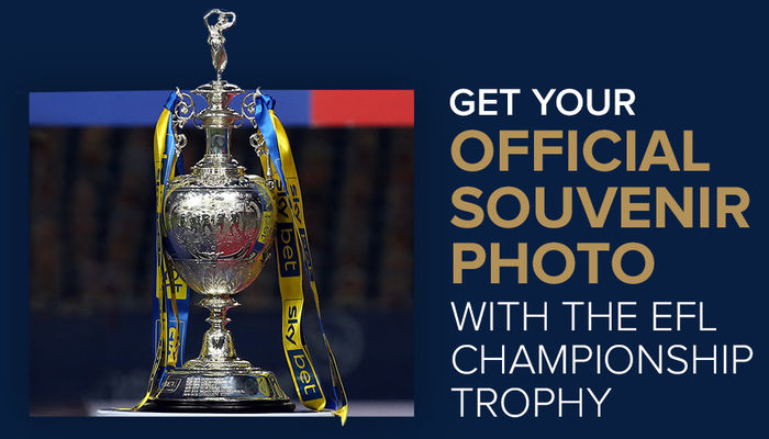Extra dates added for Championship Trophy photo opportunity