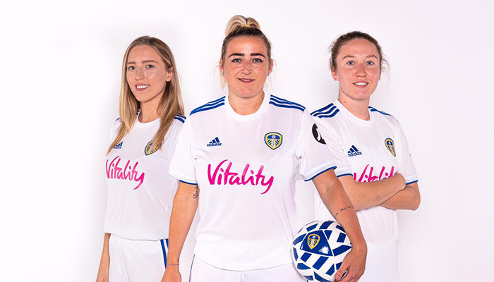 Leeds United announces Vitality as its Official Wellness Partner