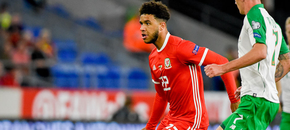 Tyler Roberts withdrawn from Wales squad