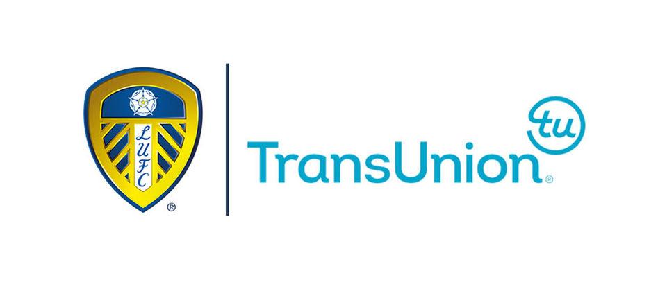 Leeds United continue partnership with TransUnion