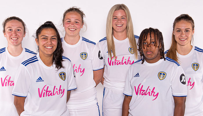 Leeds United Women announce new signings