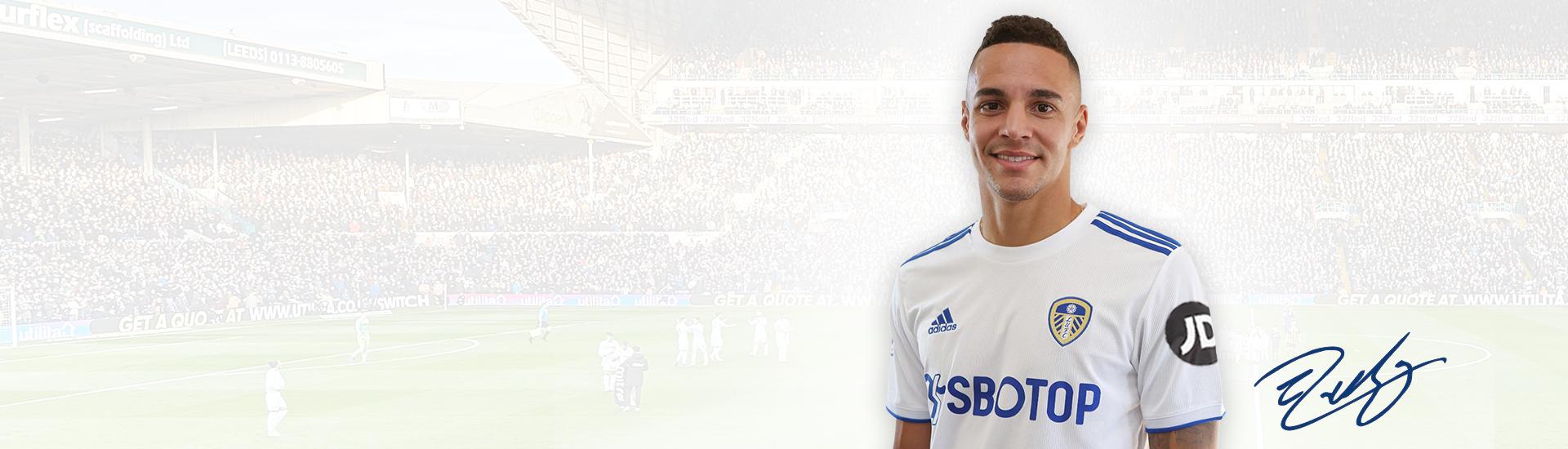 Leeds United complete Rodrigo transfer - Leeds United