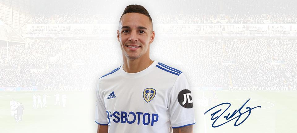 Leeds United complete Rodrigo transfer
