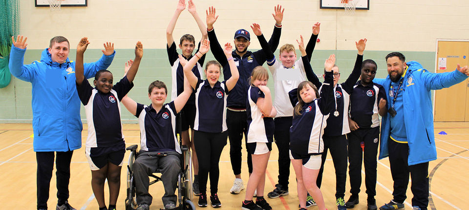 Disability team nominated for Community Engagement Award