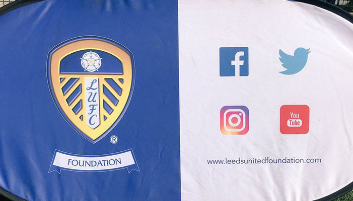 Exciting workshops available with the Leeds United Foundation