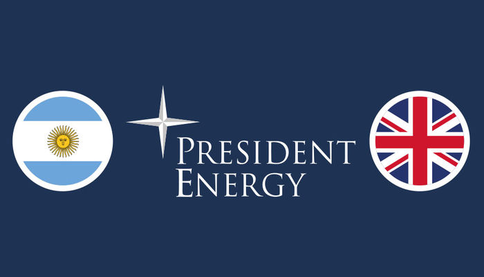 President Energy becomes Official International Energy Partner