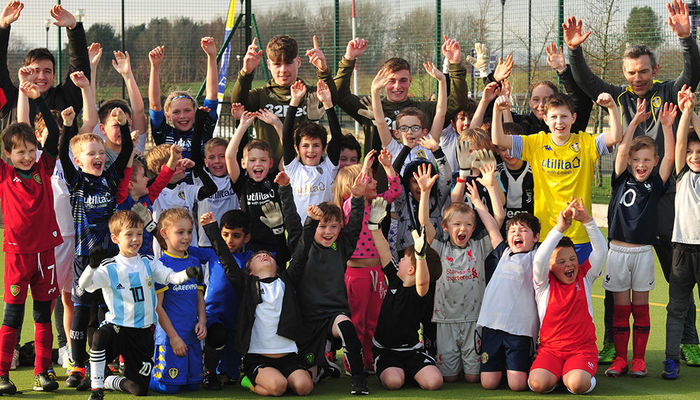 Leeds United Academy to hold open trials in October