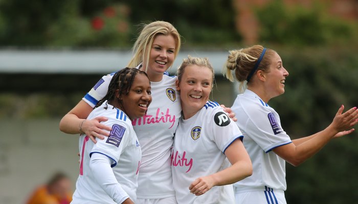Leeds United Women suffer opening day loss