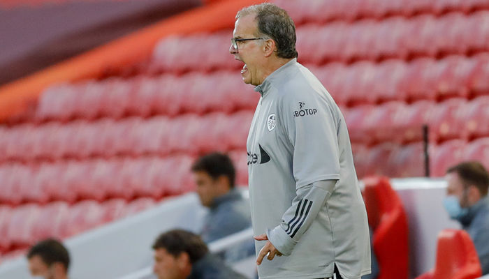 Watch: Marcelo Bielsa on Liverpool loss