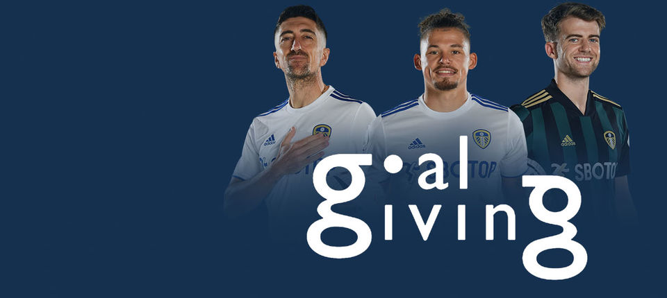 Club joins forces with Goalgiving for 2020/21 campaign