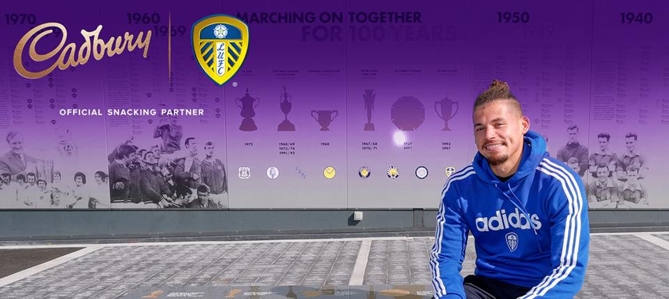 Mondelēz International and Leeds Announce New Partnership