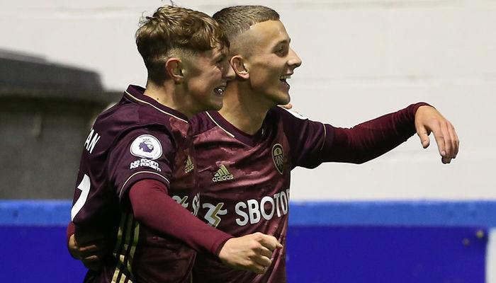 EFL Trophy Report: Barrow AFC 2-2 Leeds United U21
