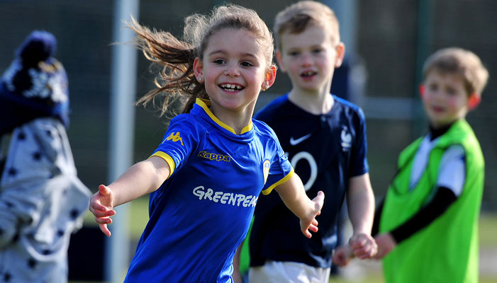Spaces available for half-term Soccer Schools