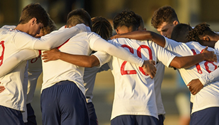 Leeds United trio named in England U19s squad