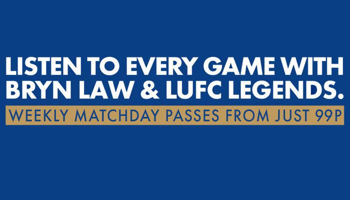 LUTV: Listen to Aston Villa v Leeds United