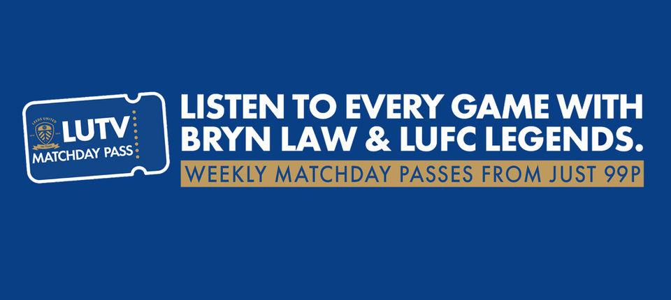 LUTV: Listen to Leeds United v Wolves