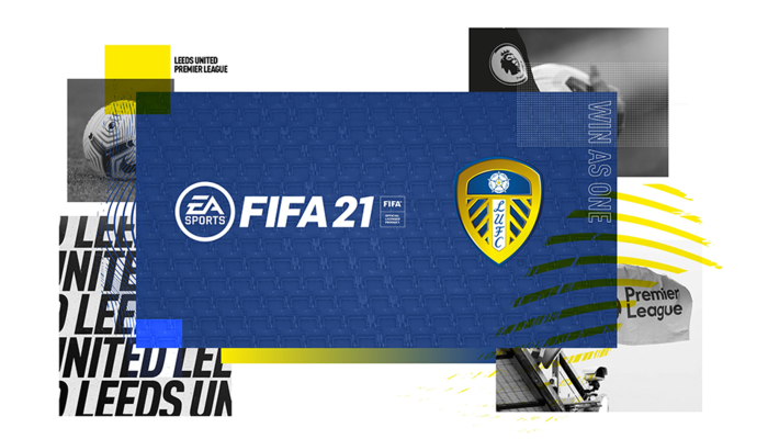Leeds United Signs New Partnership with EA Sports