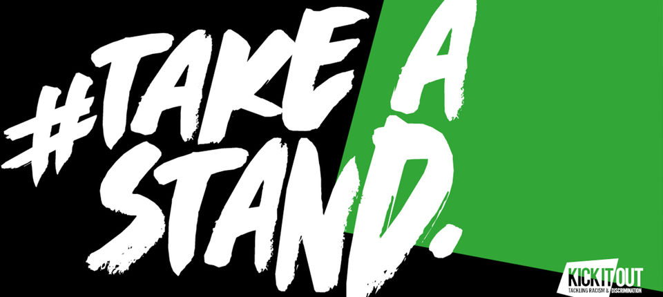 Kick It Out launches Take A Stand initiative