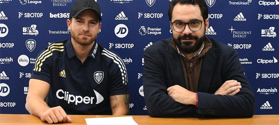Gaetano Berardi: I would like to say thank you to the club