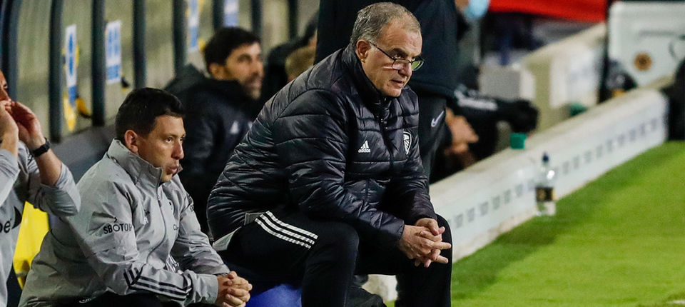 Marcelo Bielsa: Leicester are a team who manage the ball well