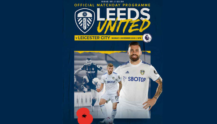 Order your Leicester City matchday programme