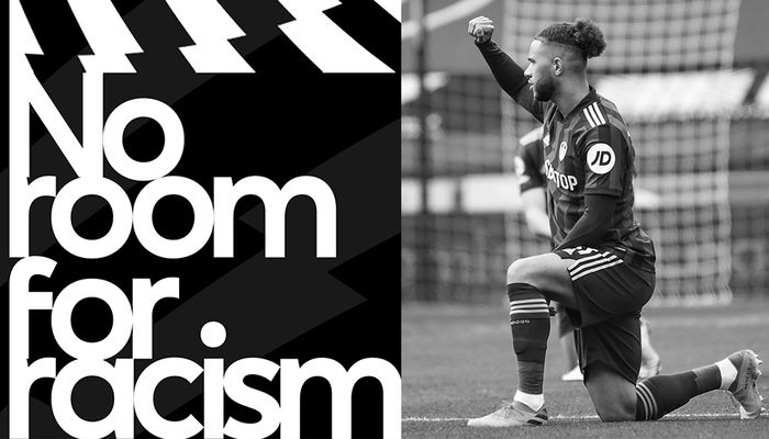 Tyler Roberts encourages youngsters to celebrate diversity