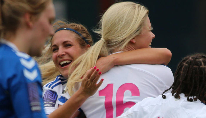 Leeds United Women progress in FA Cup with 2-0 win