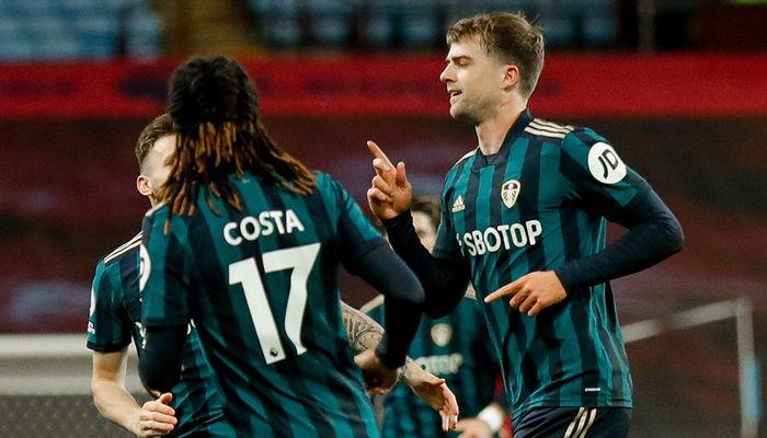 Report: Aston Villa 0 - 3 Leeds United