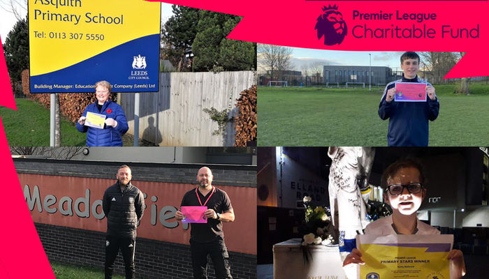 Foundation recognise winners for PLCF 10 year anniversary