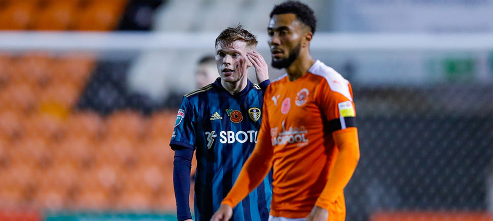 Report: Blackpool 3-0 Leeds United U21s