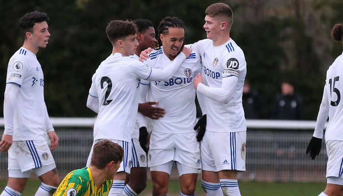U23 Report: Leeds United 2-1 West Bromwich Albion
