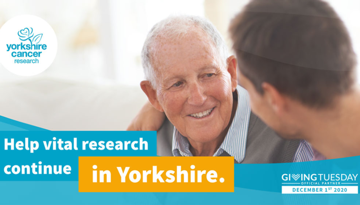 Help vital cancer research continue in Yorkshire