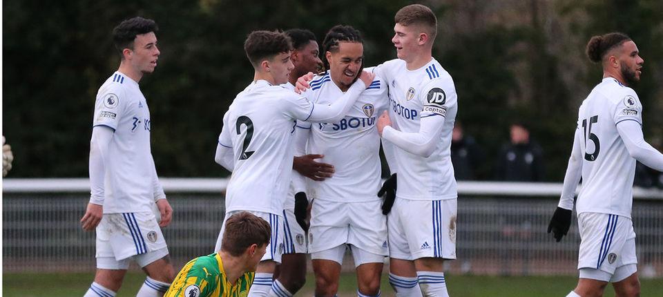 U23 Report: Leeds United 2-1 West Bromwich Albion - Leeds ...