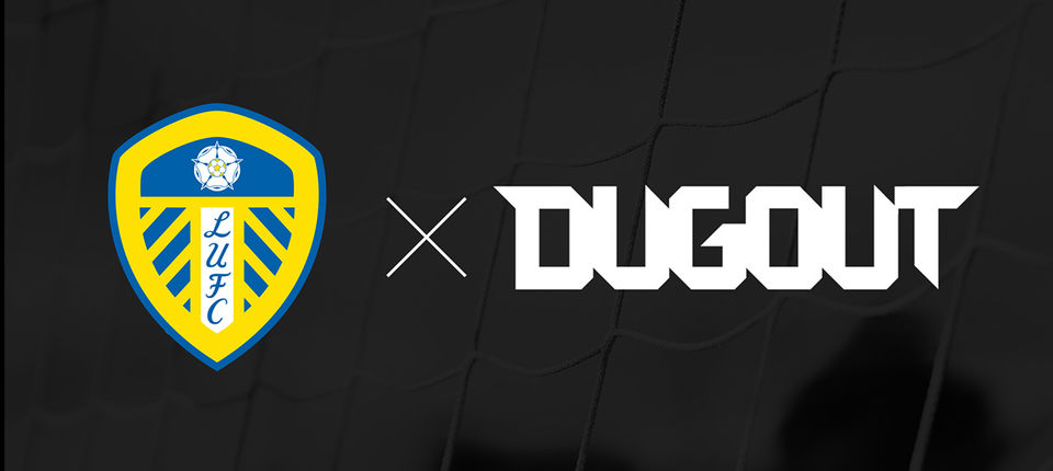 Leeds United signs with Dugout