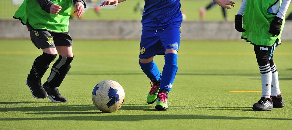 Foundation launch their own Junior Football League