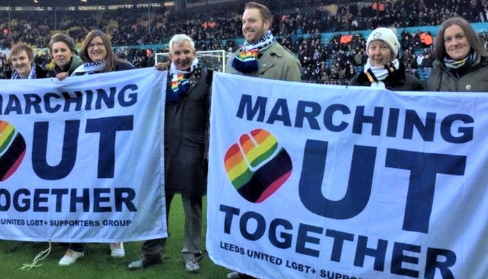 A message from our friends at Marching Out Together