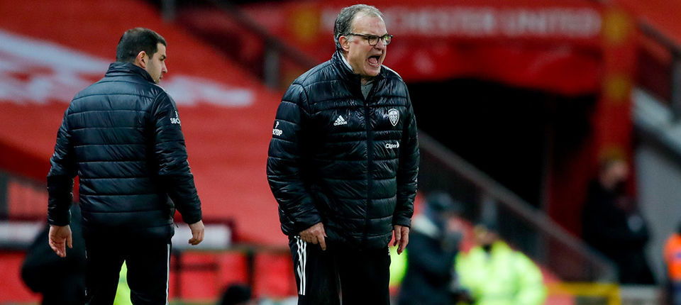 Marcelo Bielsa: We will correct what was bad