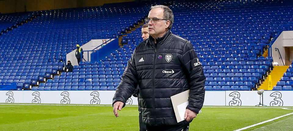 Marcelo Bielsa: Five points ahead of Newcastle United