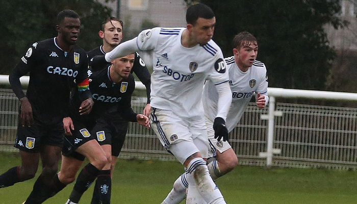 U23 Report: Leeds United 3-2 Aston Villa