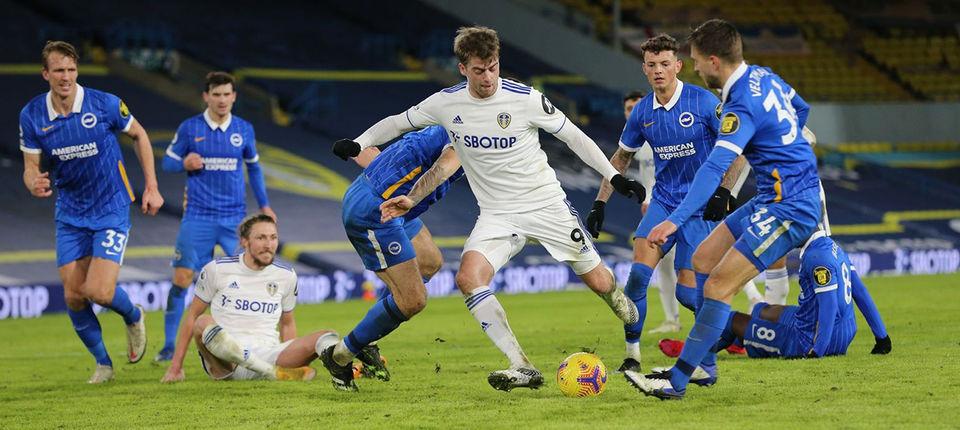 Report: Leeds United 0-1 Brighton