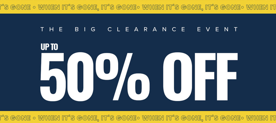 Huge offers and new fashion ranges available online for supporters