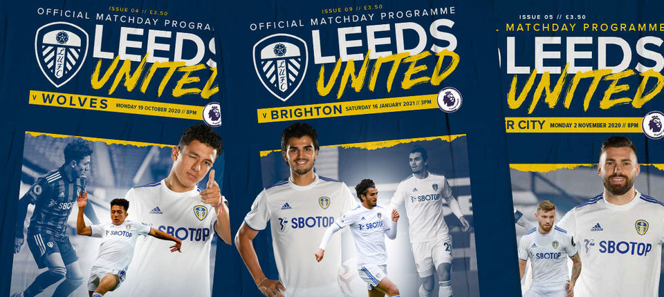 Order your Brighton & Hove Albion matchday programme