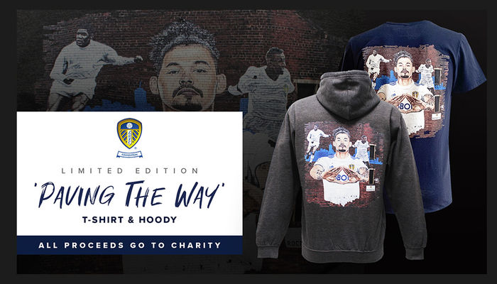 Leeds United team up with Roc Nation to raise funds for Foundation