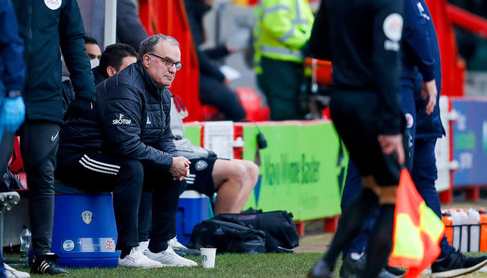 Marcelo Bielsa: The result generates sadness