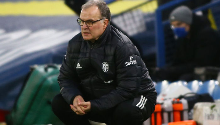 Marcelo Bielsa: We were below our usual level